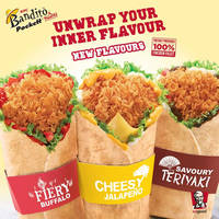 Read more about KFC New Bandito Flavours 8 Apr 2015