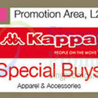 Read more about Kappa Promotion @ Isetan Tampines 23 - 28 Apr 2015