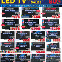 Read more about Audio House Electronics, TV, Notebooks & Appliances Offers 11 - 13 Apr 2015
