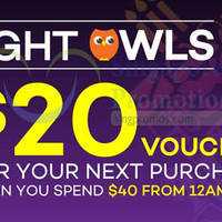 Read more about Lazada Spend $40 & Get $20 Voucher Till 8am 9 Apr 2015