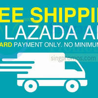 Read more about Lazada FREE Shipping On All Orders (NO Min Spend) 11 Apr 2015
