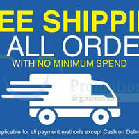 Read more about Lazada FREE Shipping On All Orders (NO Min Spend) 1 - 9 Apr 2015