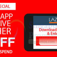 Read more about Lazada $10 OFF Storewide Coupon Code 3 - 5 Apr 2015