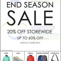 Read more about Liv Activ 20% OFF Storewide End Season Sale Promo 2 - 12 Apr 2015