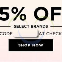 Read more about Luxola 25% OFF Laneige, Zoeva, Real Techniques & Sachajuan (NO Min Spend) 2-Day Coupon Code 11 - 12 Apr 2015