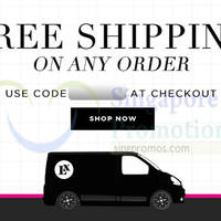 Luxola Free Shipping (NO Min Spend) Coupon Code 25 - 27 Apr 2015