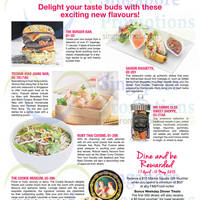 Read more about Marina Square Dining Offers 17 Apr - 10 May 2015