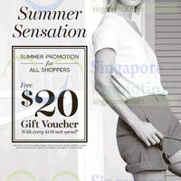Marks & Spencer Spend $130 & Get $20 Voucher 24 Apr 2015