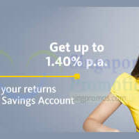 Maybank Up To 1.40% p.a iSAVvy Savings Account 1 Apr - 30 Jun 2015