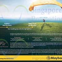 Maybank Up To 1.40% p.a. Prestige Savings Account 19 Apr - 30 Jun 2015