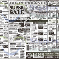Read more about Mega Discount Store TVs, Washers, Hobs & Other Appliances Offers 11 - 12 Apr 2015