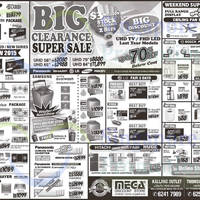 Read more about Mega Discount Store TVs, Washers, Hobs & Other Appliances Offers 18 - 19 Apr 2015