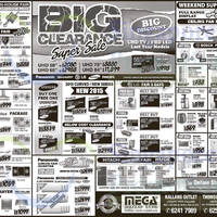 Read more about Mega Discount Store TVs, Washers, Hobs & Other Appliances Offers 25 Apr 2015