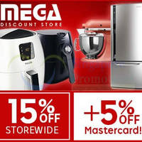 Mega Discount Store 20% OFF (NO Min Spend) 1-Day Coupon Code 28 Jul 2015