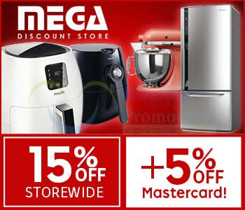 Mega Discount Store 6 Apr 2015