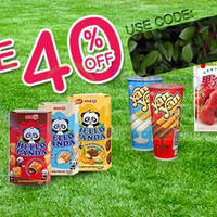 Meiji Seika 45% OFF Hello Panda, Yan Yan & More (NO Min Spend) 1-Day Coupon Code 28 Jul 2015