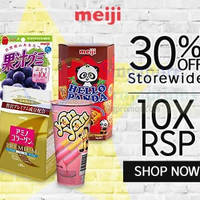 Read more about Meiji Seika 30% OFF Chocolates & Health Products (NO Min Spend) Coupon Code 22 Apr 2015