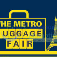 Metro Luggage Fair @ Causeway Point 27 Apr - 3 May 2015