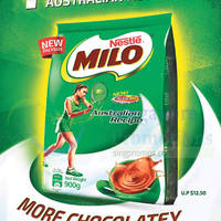 Milo $1 Off Australian Recipe Promotion 1 - 30 Apr 2015