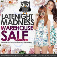 Read more about Miyoc Up To 70% OFF Warehouse Sale 17 - 19 Apr 2015