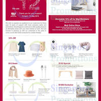 Read more about Muji 12th Anniversary Deals & Specials 10 Apr - 14 May 2015