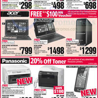 Read more about Harvey Norman Electronics, IT, Appliances & Other Offers 11 - 17 Apr 2015