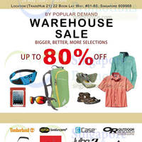 Outdoor Life Warehouse Sale 22 - 24 May 2015
