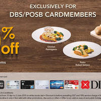 Read more about Pizza Hut 30% Off Entree Items For DBS/POSB Cardmembers 15 Apr - 2 Jun 2015