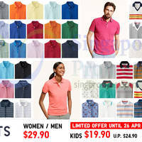 Read more about Uniqlo Islandwide Limited Offers 24 - 26 Apr 2015