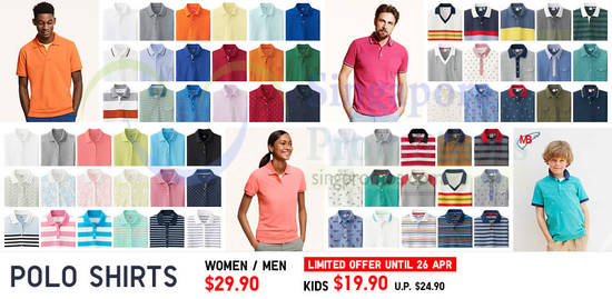 Polo Shirts Collection