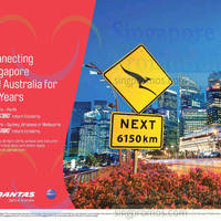 Qantas Airways fr $380 Promo Fares 18 - 30 Apr 2015