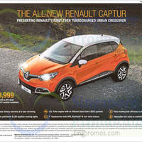 Read more about Renault Captur Offer 3 Apr 2015