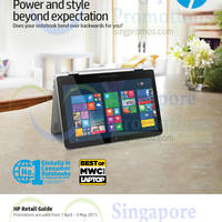 Read more about HP Notebooks, Desktop PCs & Accessories Offers 1 Apr - 3 May 2015