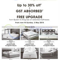 Read more about Robinsons Mattresses Offers 30 Apr - 3 May 2015