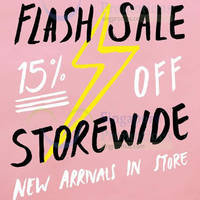Read more about Rockstar 15% OFF Flash Sale @ Orchard Cineleisure 18 - 19 Apr 2015