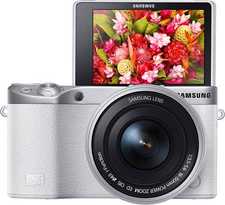 Samsung NX500 Digital Camera 1