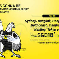 Read more about Scoot From $18 5hr Promo Air Fares (7am - 12pm) 21 Apr 2015