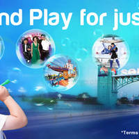 Read more about Sentosa $5 (usual up to $99) Attractions & Dining 1-Day Promo 30 Apr 2015