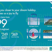 Read more about Silkair From $199 Promo Fares 1 - 25 Apr 2015