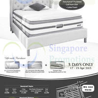 Read more about SleepSavvy Simmons Mattress Offers 17 Apr 2015