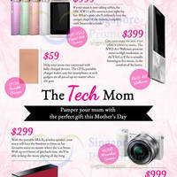 Read more about Sony Mother's Day Gift Guide 13 Apr 2015
