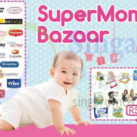 Read more about Super Mom Bazaar @ Suntec Convention Hall 401 - 405 28 - 30 Aug 2015