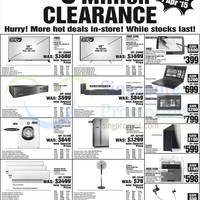 Read more about Harvey Norman Electronics, IT, Appliances & Other Offers 4 - 7 Apr 2015