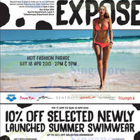 Read more about Takashimaya Summer Swimwear Promotion 17 - 19 Apr 2015