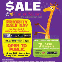 "Read more about Toys ""R"" Us Clearance Sale @ United Square 1 - 3 May 2015"