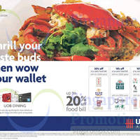 Read more about Tunglok Group Restaurants Up To 20% Off For UOB Cardmembers 9 Apr 2015