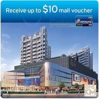 Read more about United Square Spend $120 & Get $5 Voucher For Citibank Cardmembers 1 - 30 Apr 2015