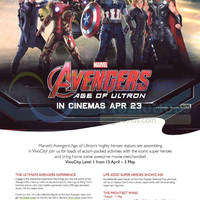 Read more about VivoCity Marvel's Avengers Age of Ultron Activities 15 Apr - 3 May 2015