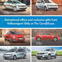Volkswagen Polo, Golf, New Jetta, Touran TDI & More Offers 25 Apr 2015
