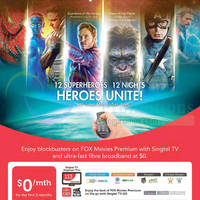Read more about Singtel Broadband, Mobile & TV Offers 16 - 22 May 2015